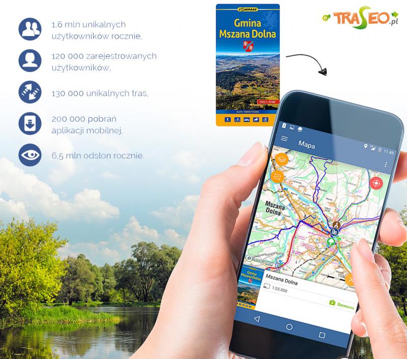 Mapa mobilna na zamówienie